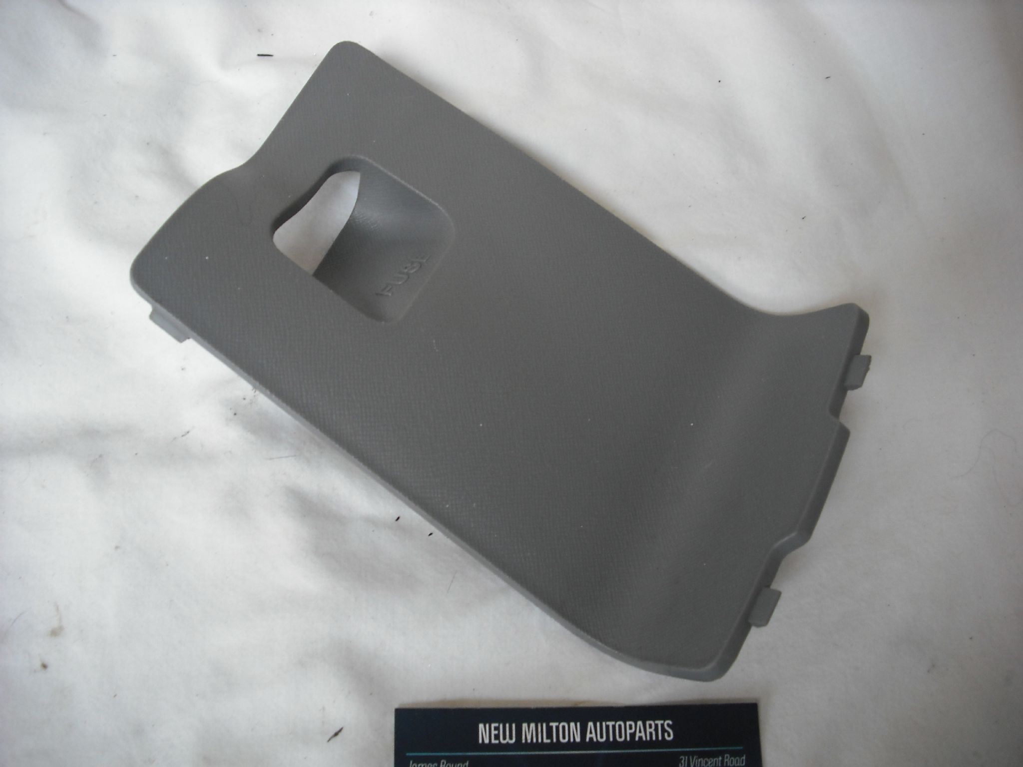2004 2007 A Genuine Kia Picanto Dash Mounted Fuse Box Tray Saab Inspection Cover Grey 84755 07900