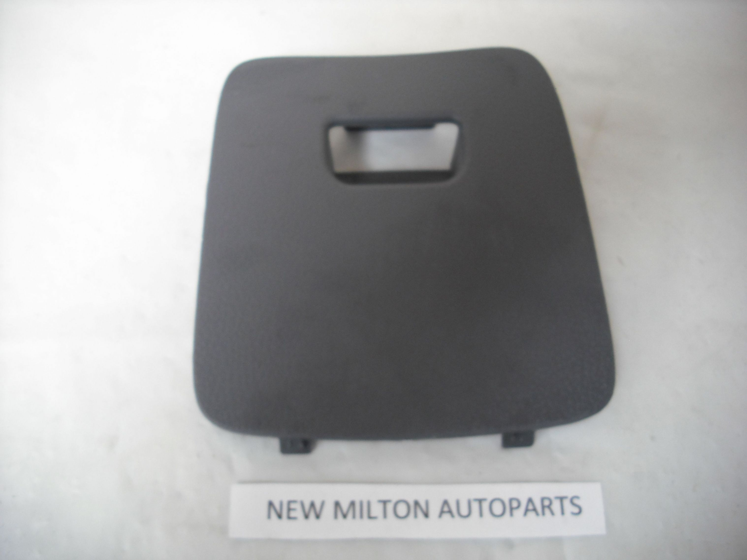A Genuine Nissan Primera P12 Fuse Box Dash Trim Cover Door Grey Rhd 92 Mazda Mpv Cars Only