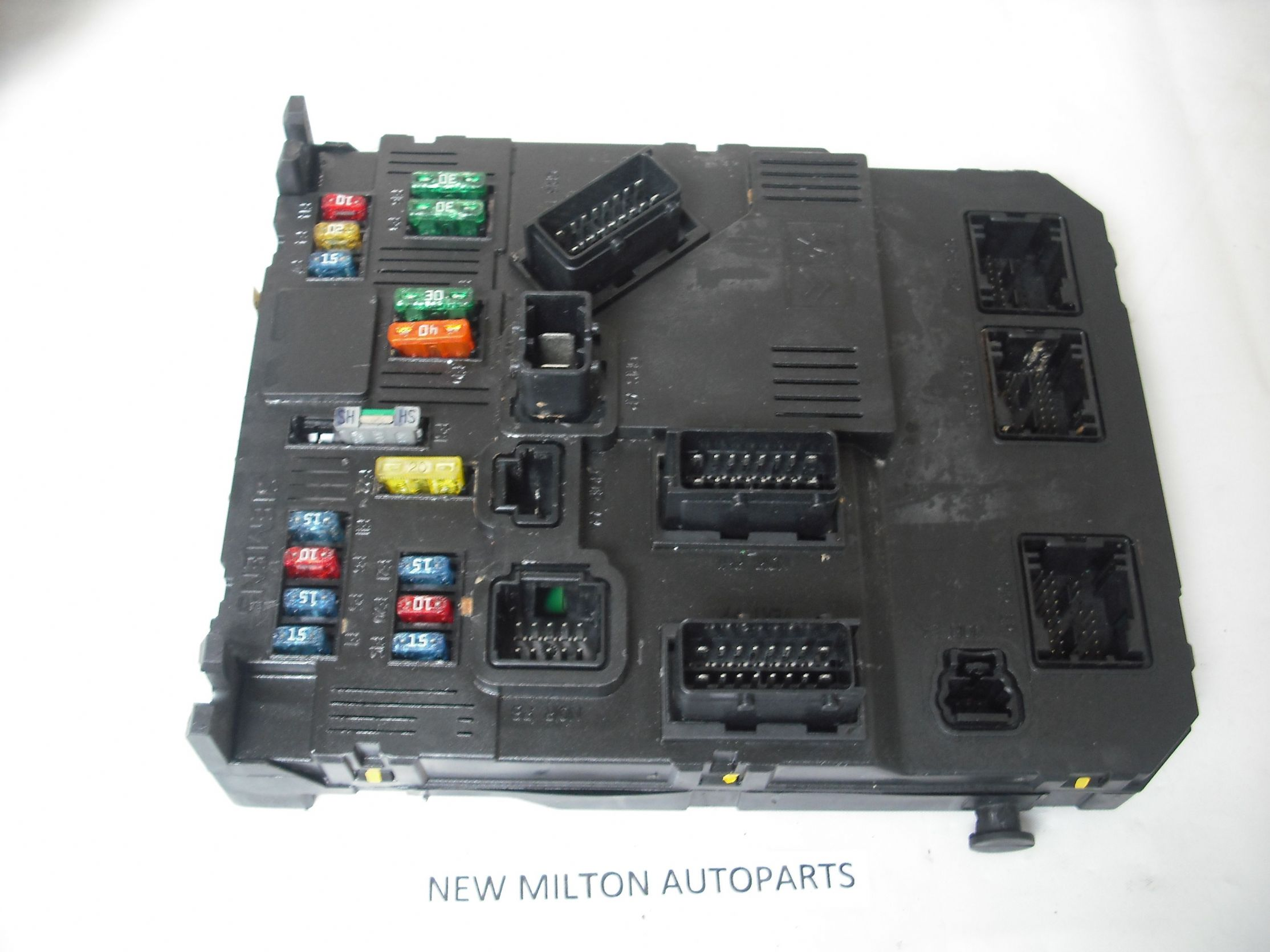 citroen xsasa picasso fuse box interior comfort controller. Black Bedroom Furniture Sets. Home Design Ideas
