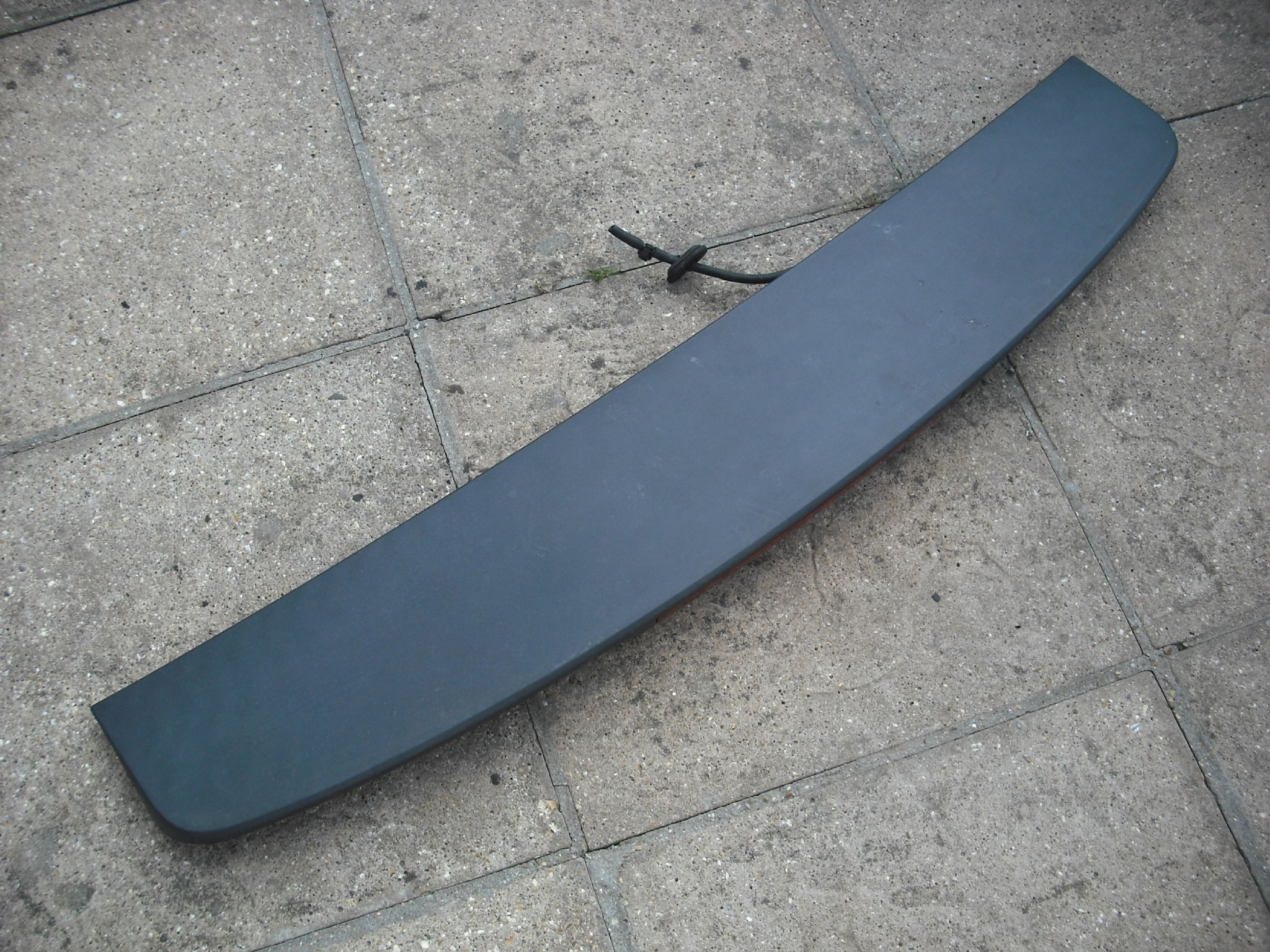 Ford Focus C Max Mk1 Rear Tailgate Spoiler With High Level