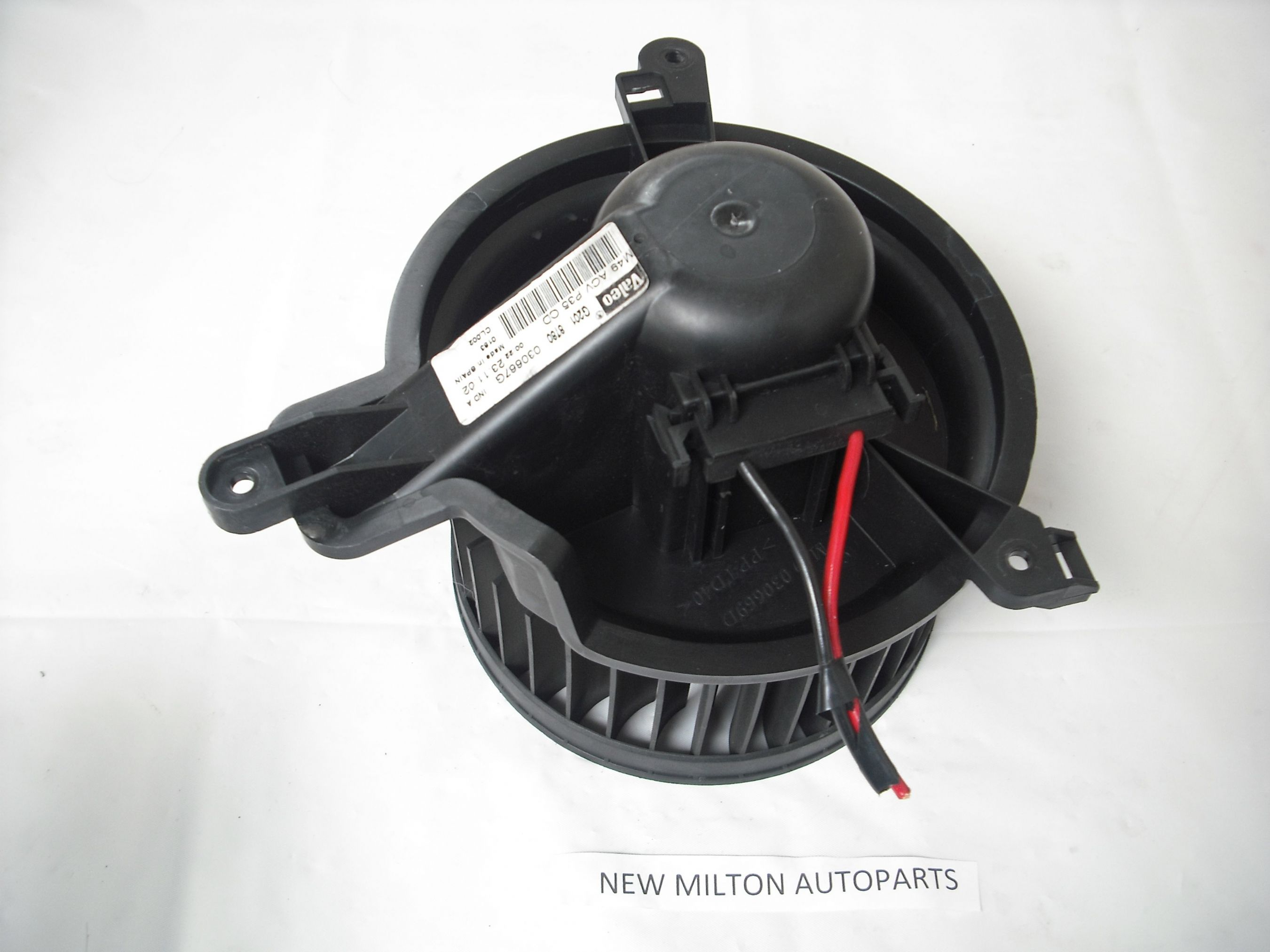 Sorry out of stock for Heater blower motor not working