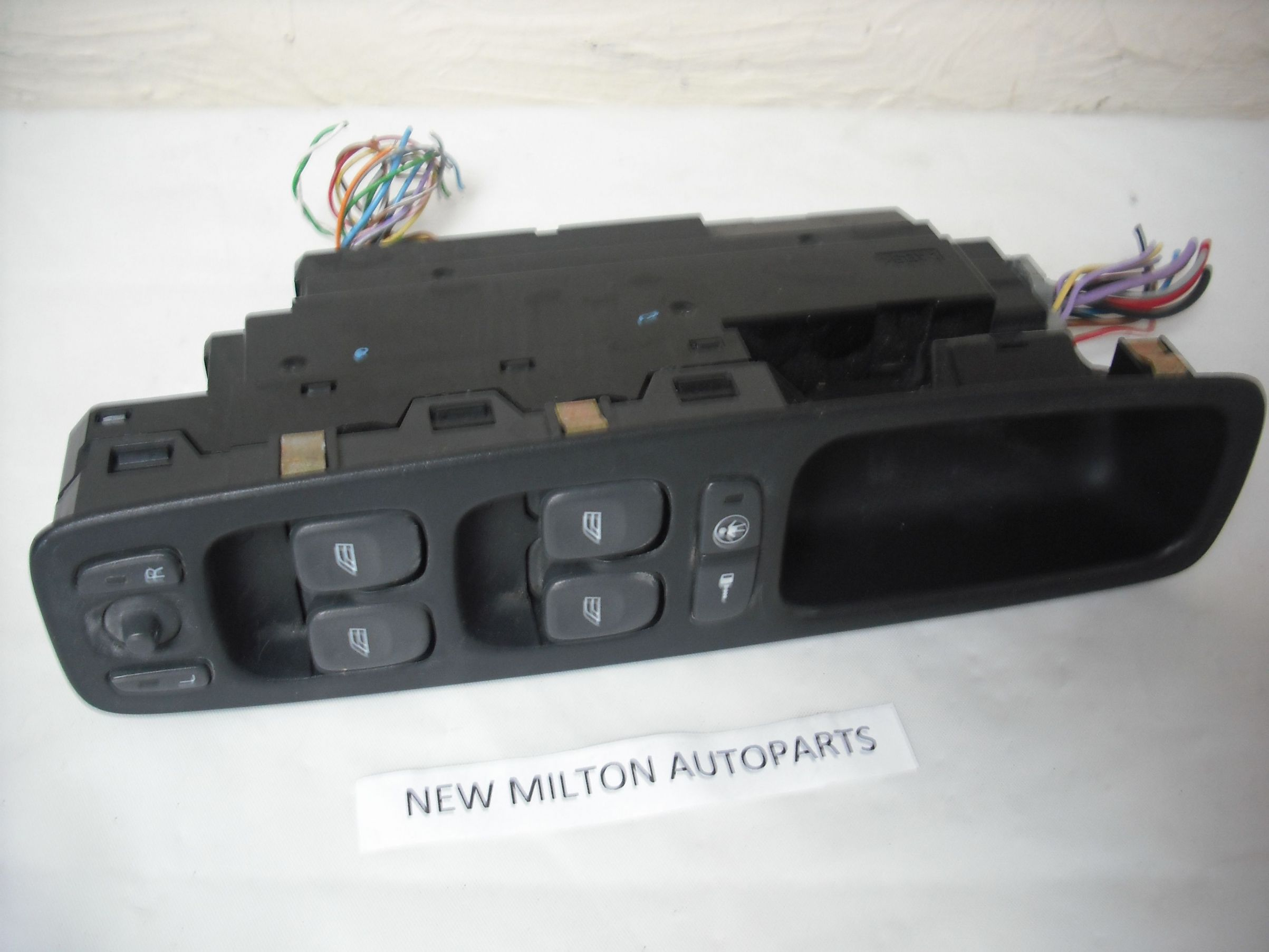 Volvo V70 S80 Electric Window And Door Mirror Switch Pack